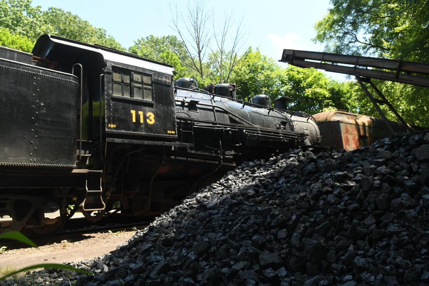 Minersville Train