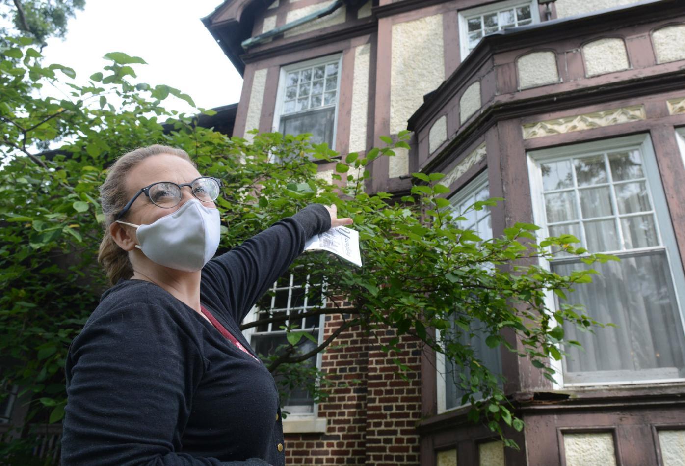 Mansion Damage