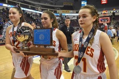 Lourdes' girl's fall to Berlin Brothersvalley in state championship