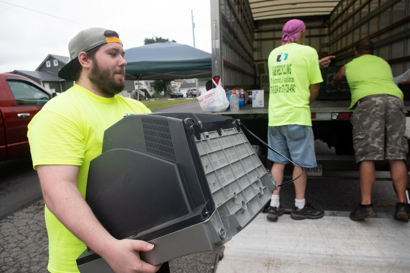 Ringtown electronics recycling