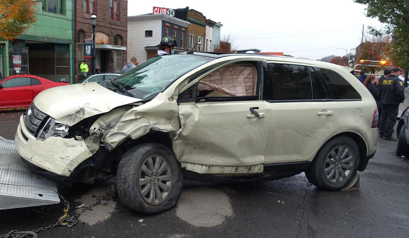 Mahanoy crash
