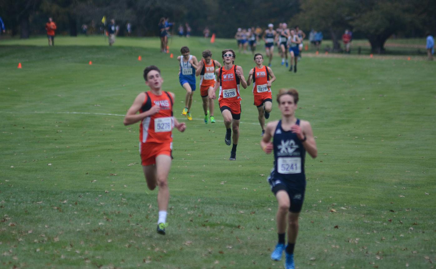 Cross Country Schuylkill Champs