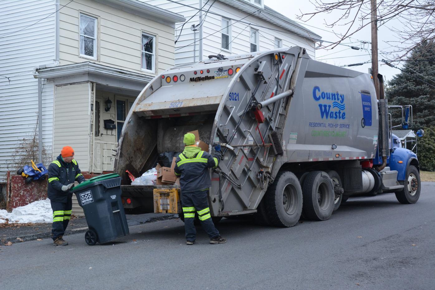 Frackville Recycling