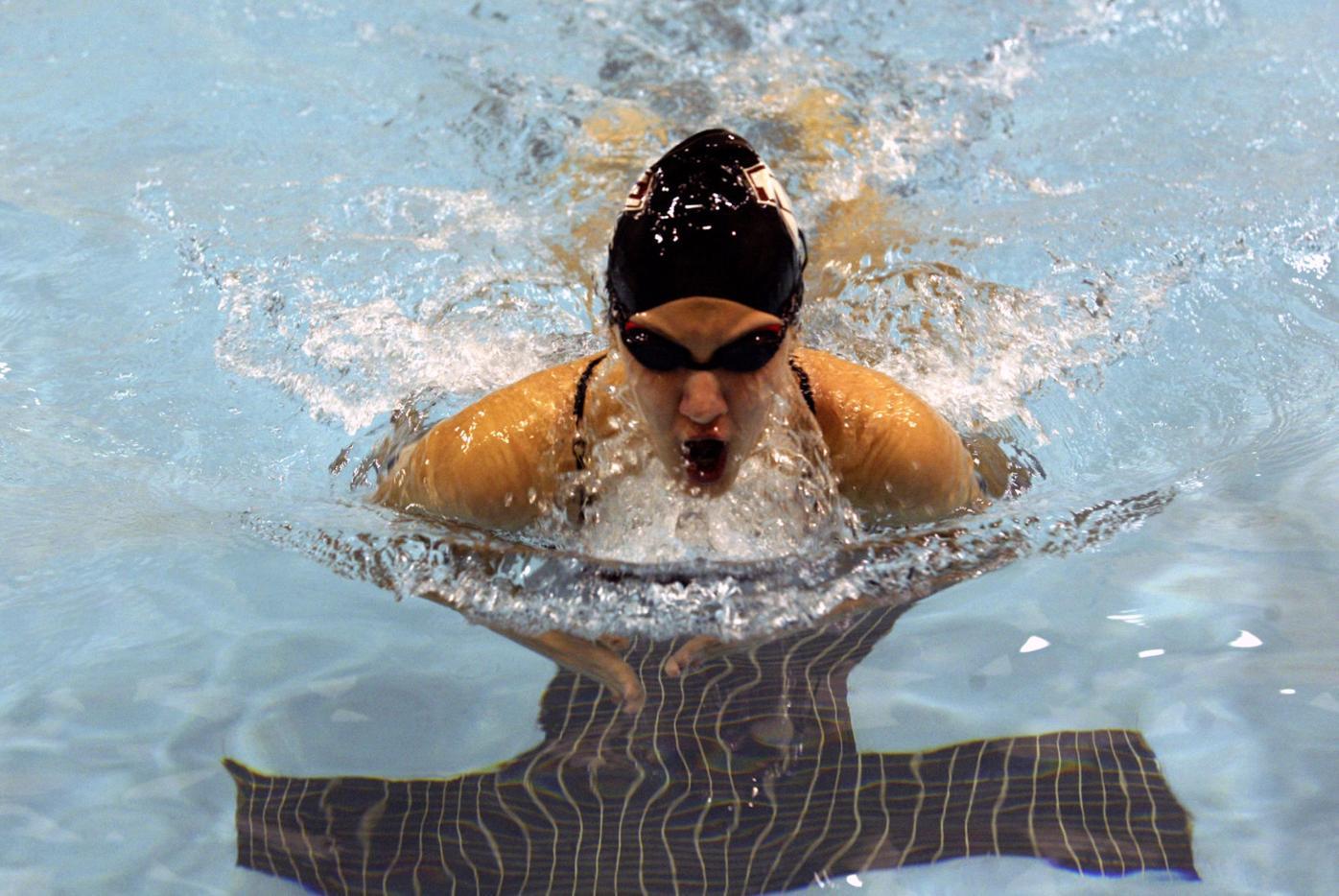 Tamaqua @ Pottsville Swimming