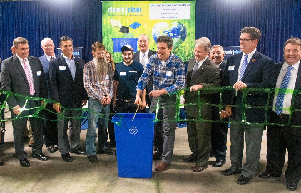 Clearly Clean Products holds ribbon-cutting in Frackville