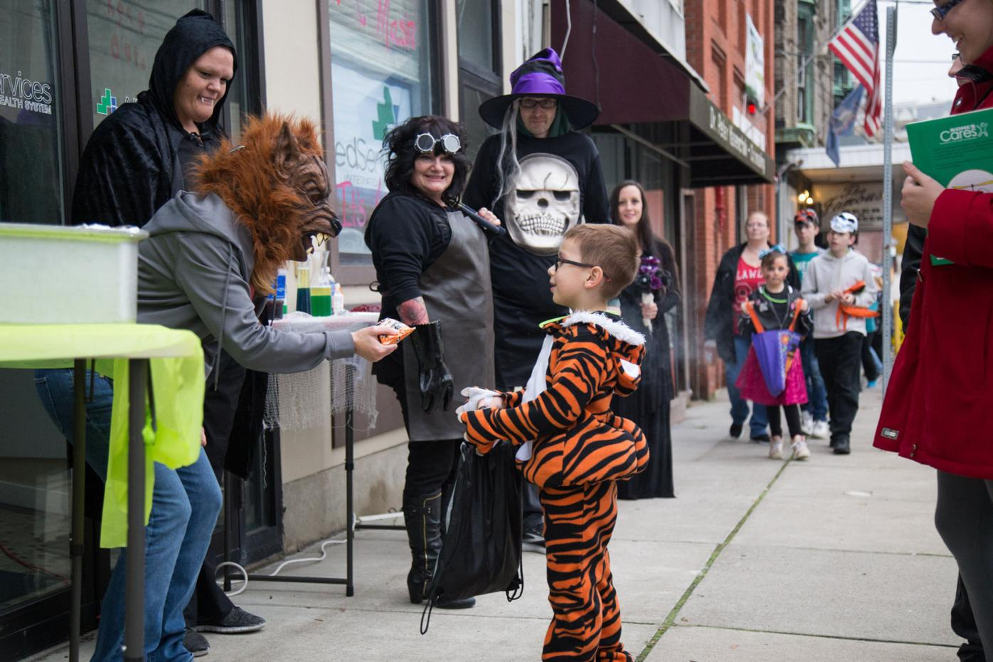 Pottsville Halloween Parade 2020 Safe Trick or Treat in Pottsville canceled; Port Carbon Halloween