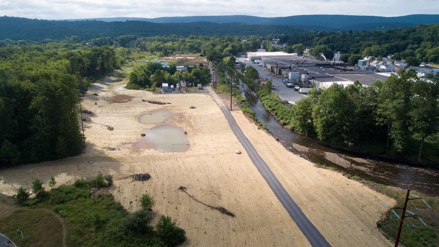 Pine Grove Flood wetland