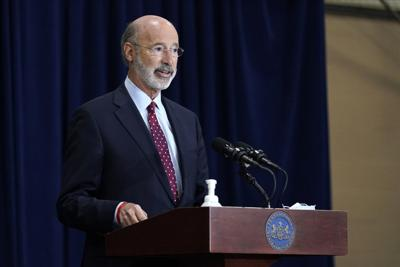 Wolf says teacher and school staff vaccinations two weeks ahead of schedule