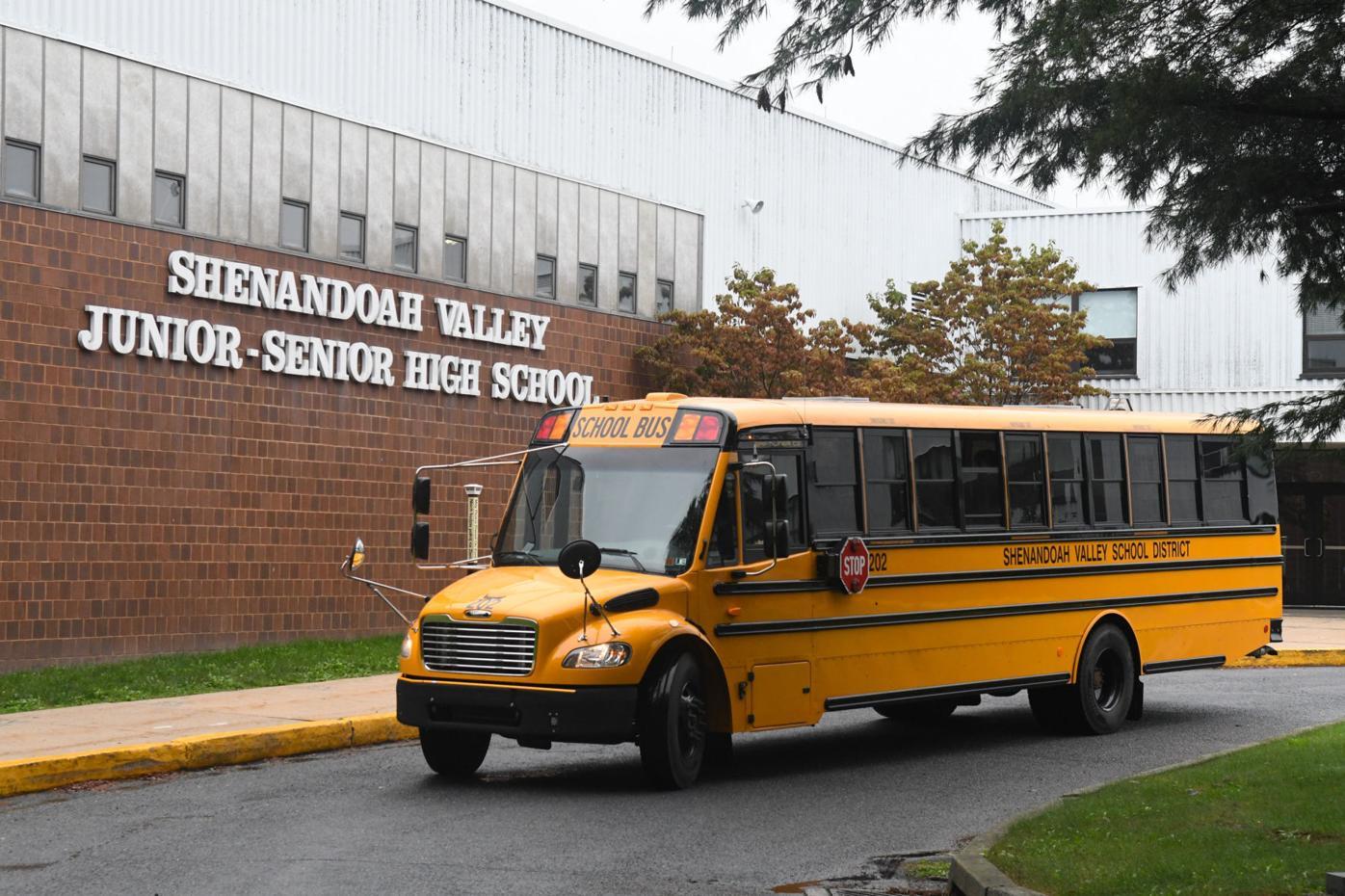 Shenandoah Valley Busses