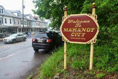Mahanoy City