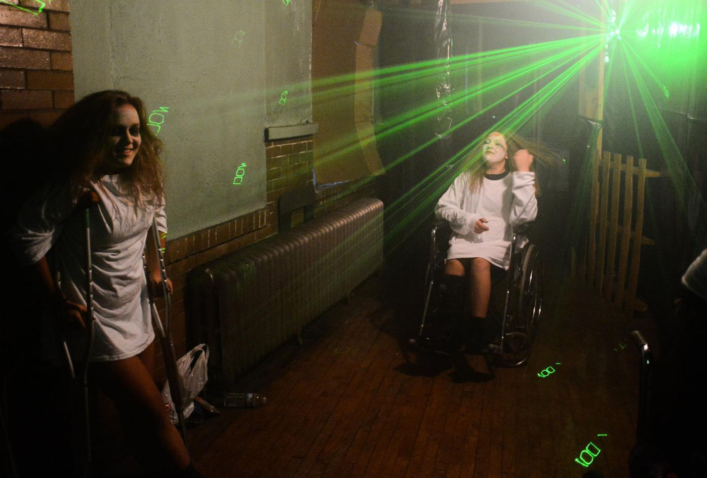 Minersville Haunted House