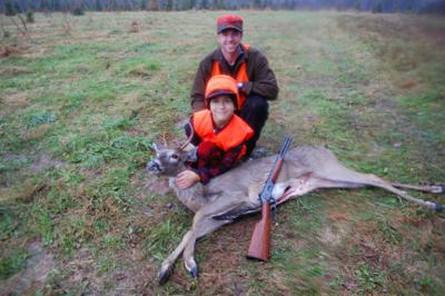OUTDOORS: Saturday deer opener for kids more important than catering to those going 'camping'