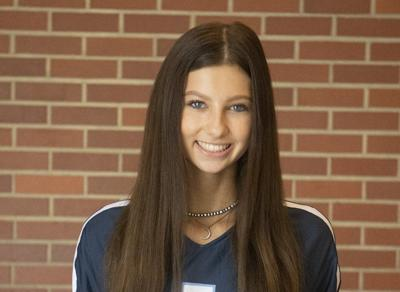 Athlete of the Week: Myah Conway, Blue Mountain volleyball