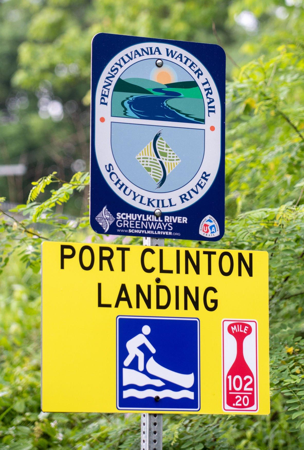 Port Clinton Ribbon cutting