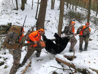 OUTDOORS: Pa. bear hunters are a special breed