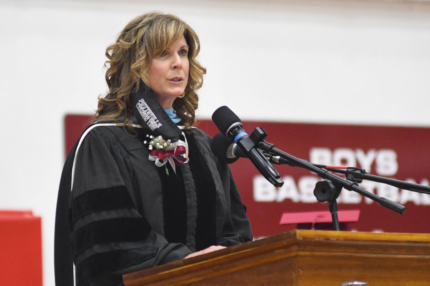 Pottsville Graduation