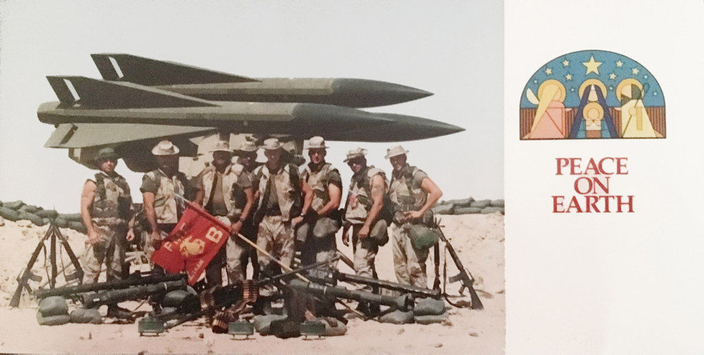 Marine Corps stint appreciated by Ashland native