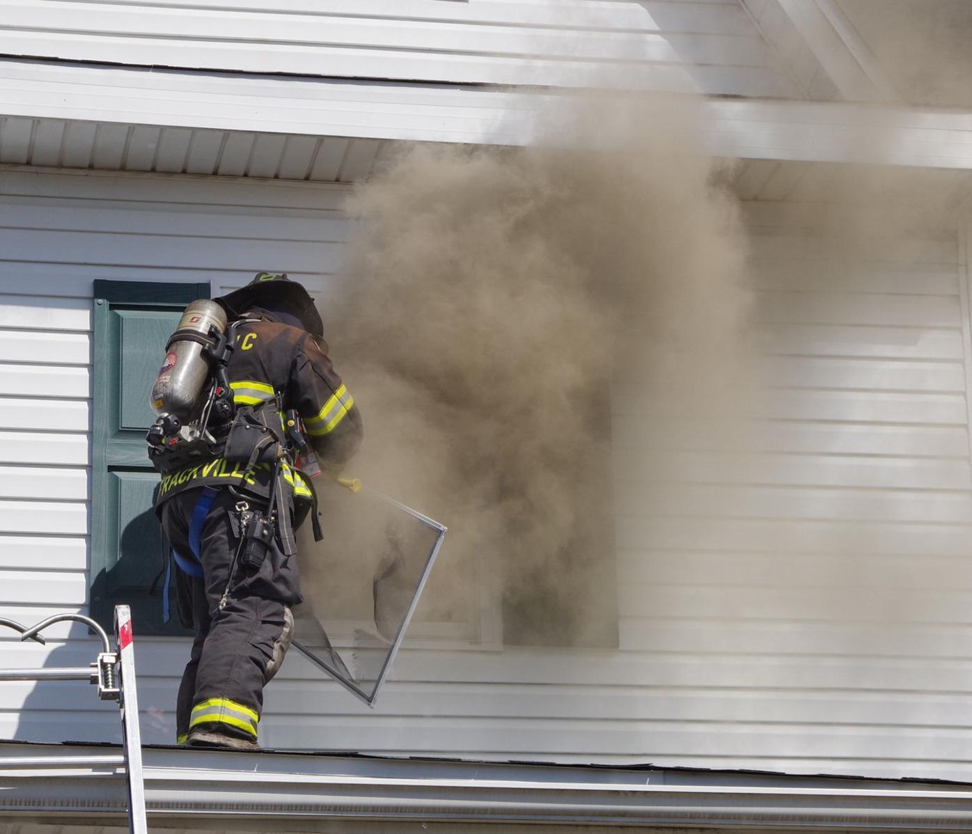Frackville fire