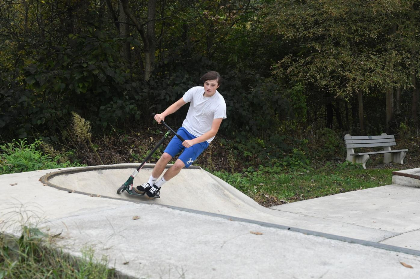 Minersville Skate Park