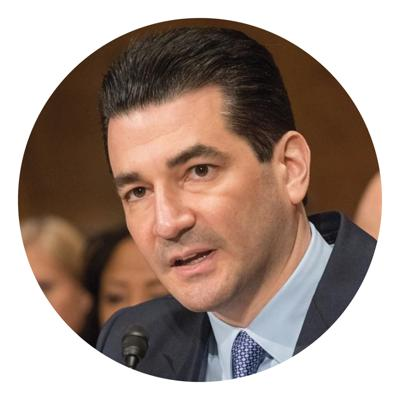 Dr. Scott Gottlieb, American Physician & Former FDA COmmissioner.jpg