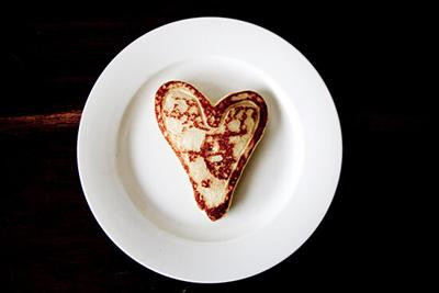 Valentine's Data: Romance, Traffic and Menu Mix