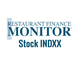 The Restaurant Finance Monitor Stock INDXX Outperforms in Third Quarter