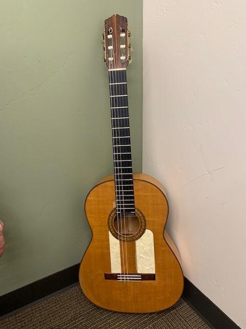 Harrison guitar