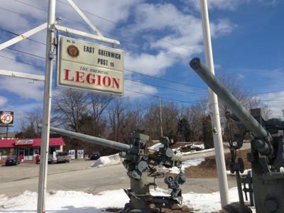 American Legion cedes liquor license