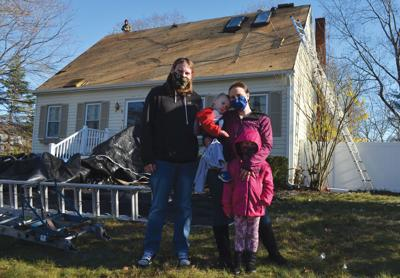 New roof deployed for West Warwick veteran and his family