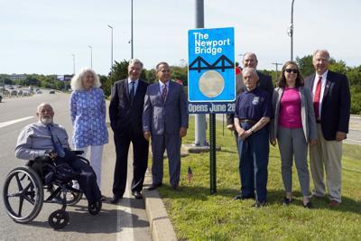 50th Anniversary of Newport Pell Bridge