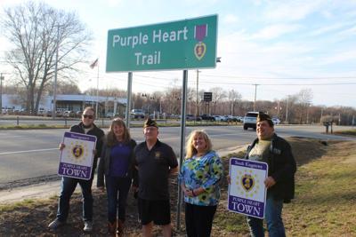Purple Heart Trail