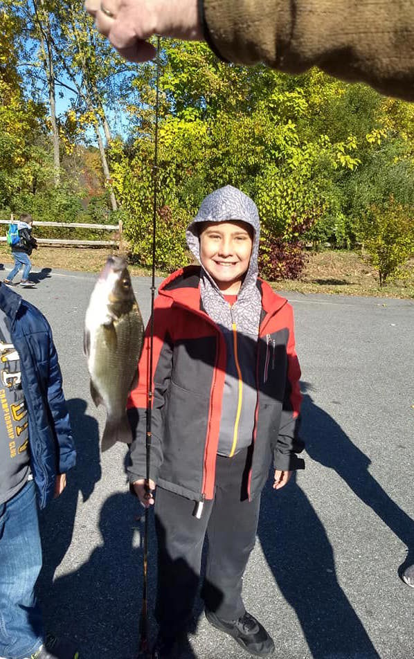 West Warwick holds town's first 'family fishing day'