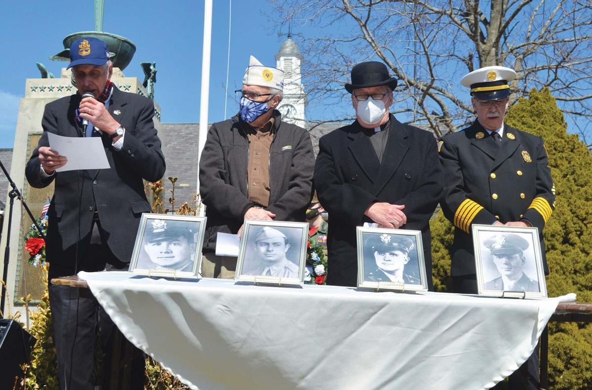 Remembering the four chaplains
