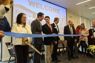 Residence Hall opening