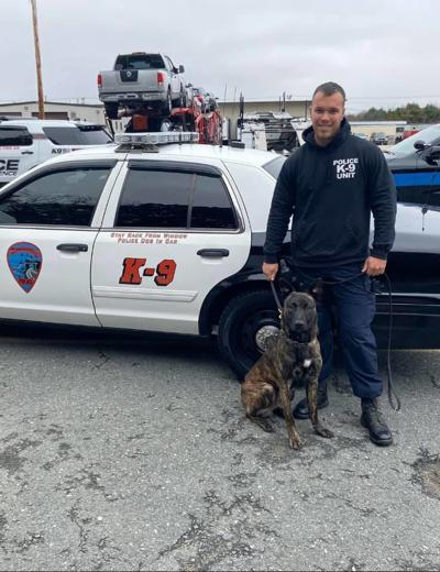 NPD welcomes new K9
