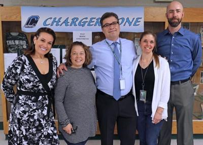 High school's MacKenzie moving on to Washington for new job