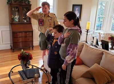 New Cub Scout pack takes shape in West Warwick