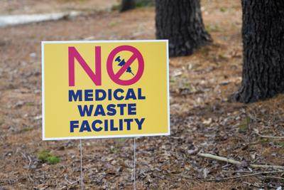 Bill prohibiting medical waste facilities in residential areas approved