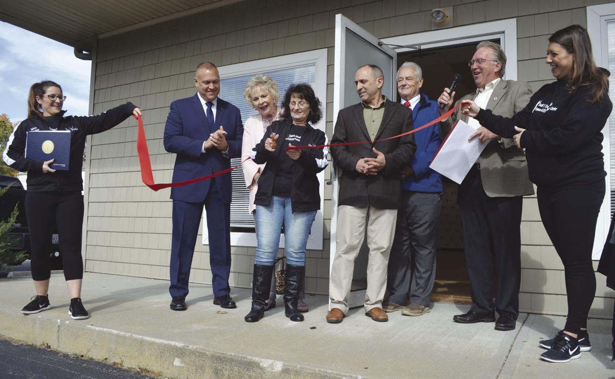 Judi T. Dance Studio and Party Line cuts the ribbon on its second location