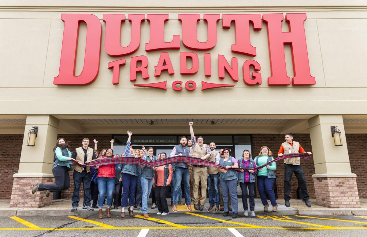 6529ad4363f Duluth Trading Company opens new store in Warwick