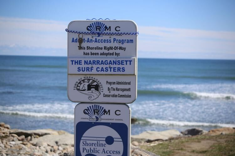 Council largely expands coastal access parking in Point Judith