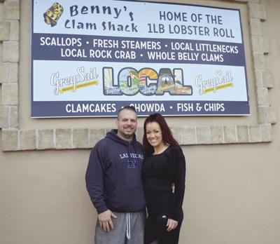 Benny's Clam Shack opens on Main Street