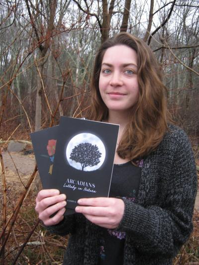 Local poet inspired by nature, releases second book