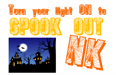 Spook out NK