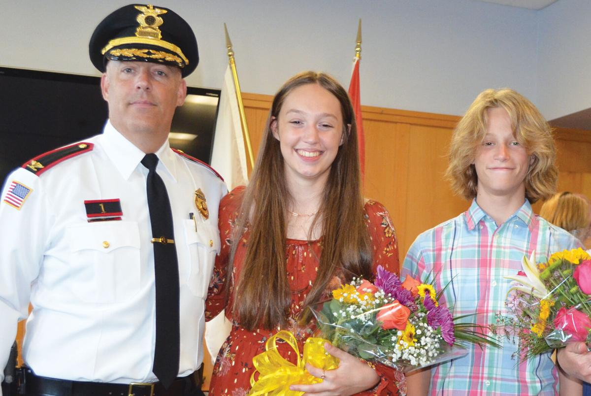 Lavigne sworn in as police chief during council meeting Tuesday night