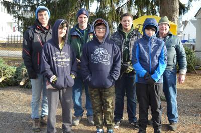 West Warwick Boy Scouts