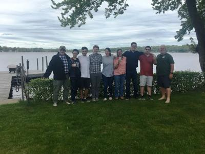 Testing by CHS students shows low bacterial counts in Tiogue Lake