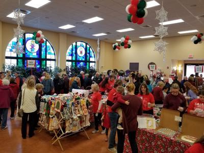 Saints John & Paul Parish to take annual Snowflake Bazaar outside