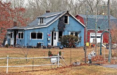 Charlestown house destroyed in fine