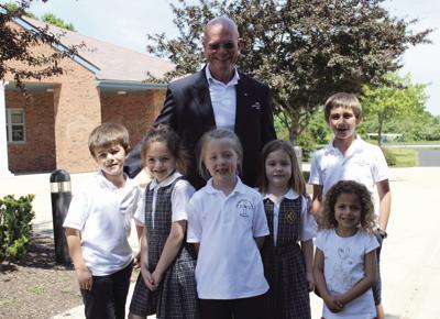 Monsignor Clarke's John Finnegan retires after 45-year teaching career